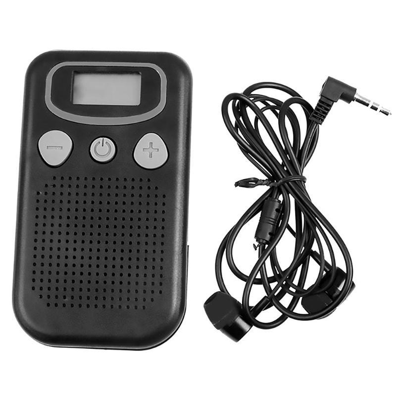 Mostrar audífonos amplificador de sonido Personal para personas mayores pérdida de audición Cancelación de ruido audífonos Auriculares auriculares ancianos auriculares