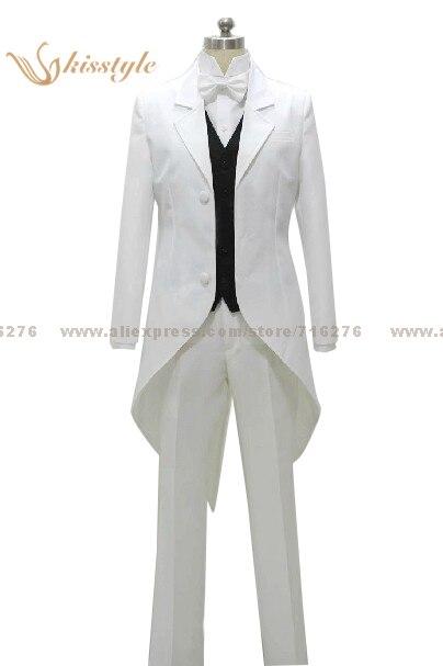 Moda Kisstyle Amine Pandora corazones La uniforme de tevez Cos ropa Cosplay traje, personalizado aceptado