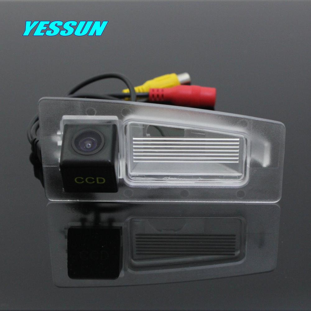 Парковочная камера заднего хода автомобиля для Mazda CX3 CX-3 CX 3 2015-2017 2018 2019 камера заднего вида Full HD CCD аксессуары
