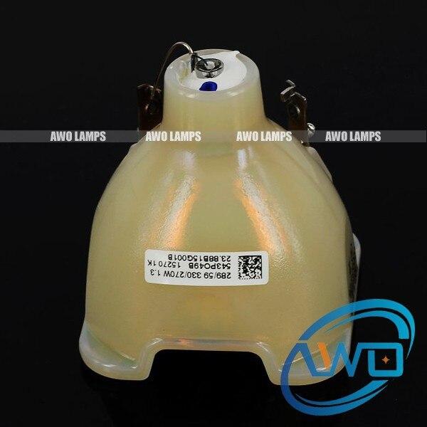 SP.8LB04GC01 / BL-FU400A الأصلي مصباح العارية ل اوبتوما EW860/EW865/EX850/EX855/TW865-3D/TW865-N الكشافات