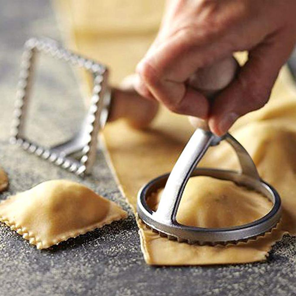 Машинка для ручной резки макаронных изделий тисненая машина для тиснения клецок с гаджет для кухни Mutfak Aksesuarlari Кухонные гаджеты для дома BB4