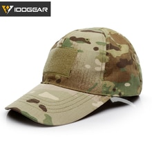IDOGEAR Airsoft gorra de béisbol papá sombrero sol sombreros operador militar ejército accesorios al aire libre deporte Snapback gorras 3606
