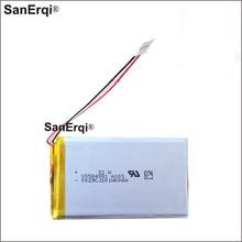 3600 mAh batterie 3.7 V pour Ibasso DX80 Player nouvelle batterie de remplacement li-po Lithium polymère accumulateur Rechargeable