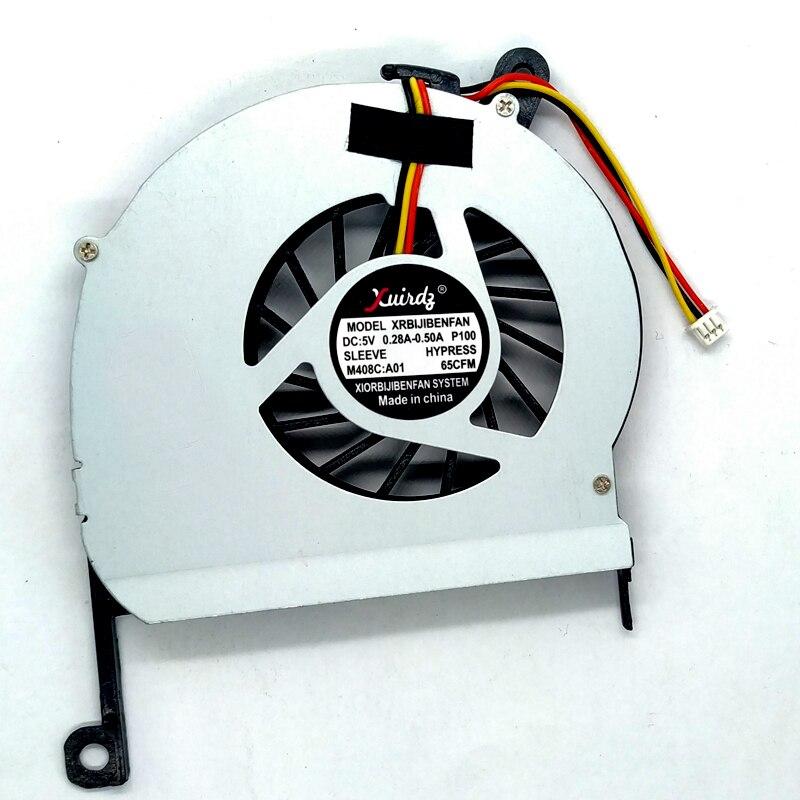 Nueva computadora portátil ventilador de refrigeración de la CPU para Acer Aspire E1-431 E1-451 E1-471 E1-471G serie portátil ventilador