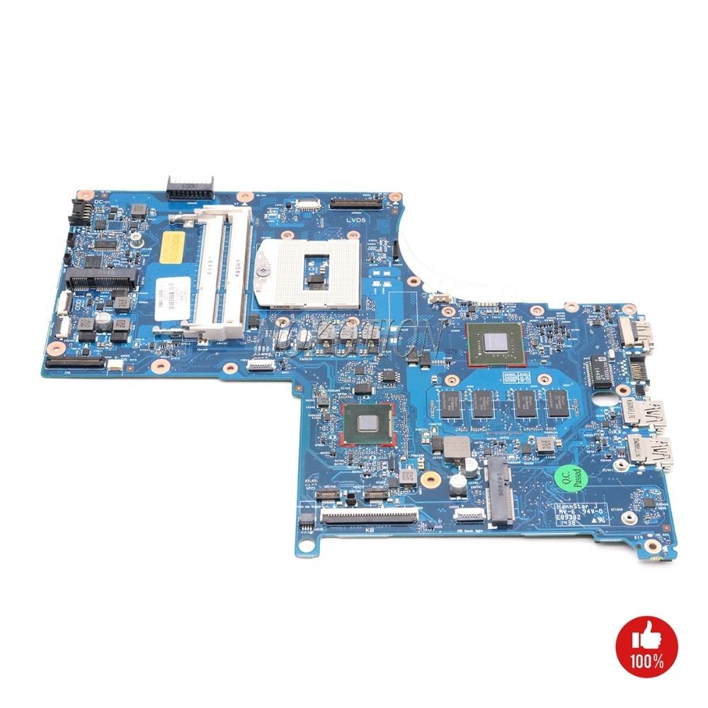 Placa base para portátil HP ENVY 17 17-j 720266-001 720266-501, 746451-001 17SBGV2D-6050A2549801-MB-A02 GT740M 2GB DDR3 Tablero Principal