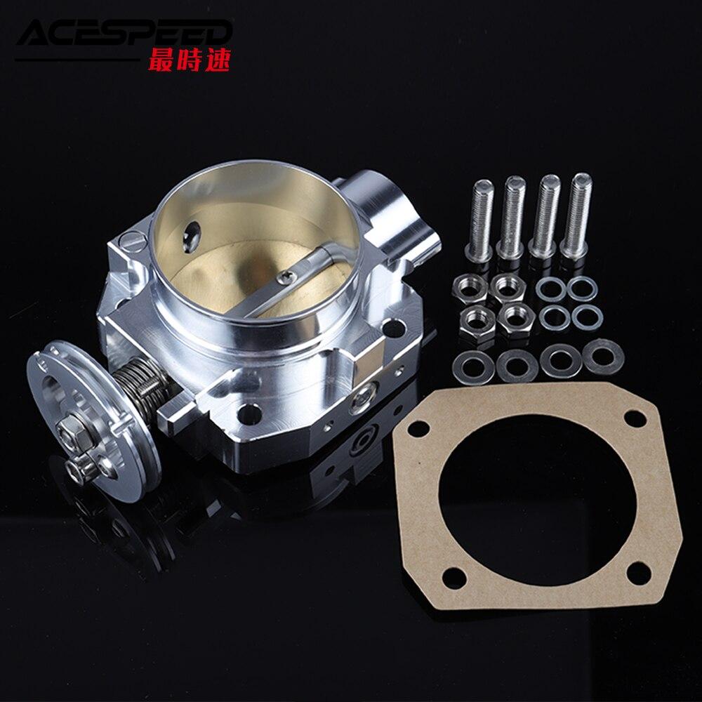 Corpo do acelerador para honda b16 b18 d16 f22 b20 d/b/h/f corpo do acelerador 70mm ef eg ek dc2 h22 d15 d16