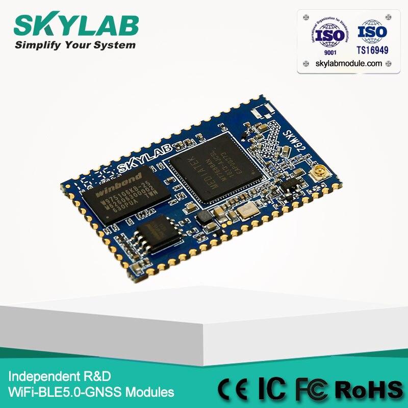 SKYLAB SKW92B MT7688A CÁMARA DE WiFi USB 1T1R 2,4 GHz módulo WiFi soporta 150Mbps PHY velocidad de datos