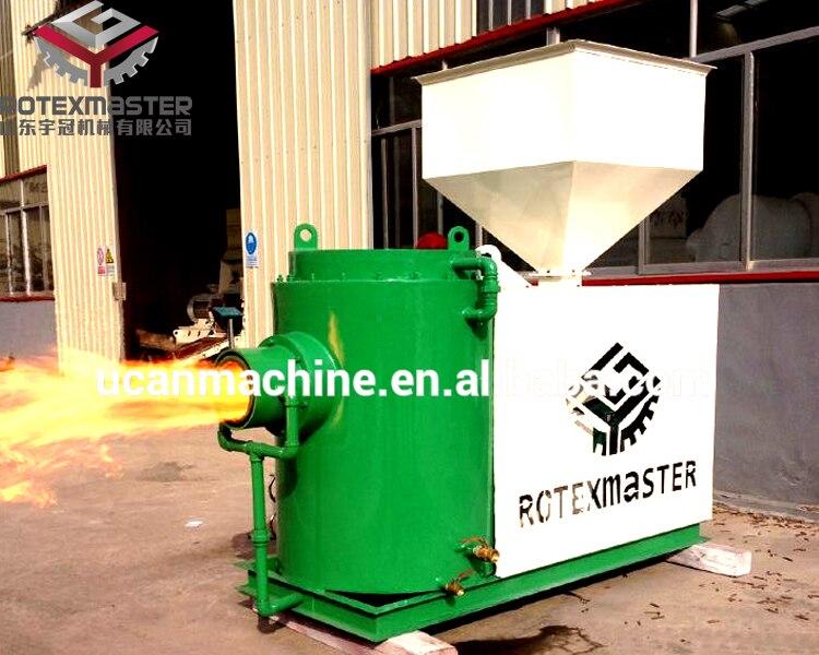Rotex refrigerado a Ar-Biomassa Pellet Queimador
