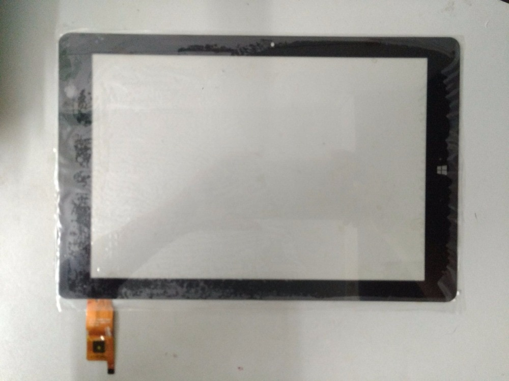 Digitalizador de panel de pantalla táctil para tableta Chuwi Hi10 Plus CWI527 cw1527 panel de pantalla táctil cristal digitalizador con sensor