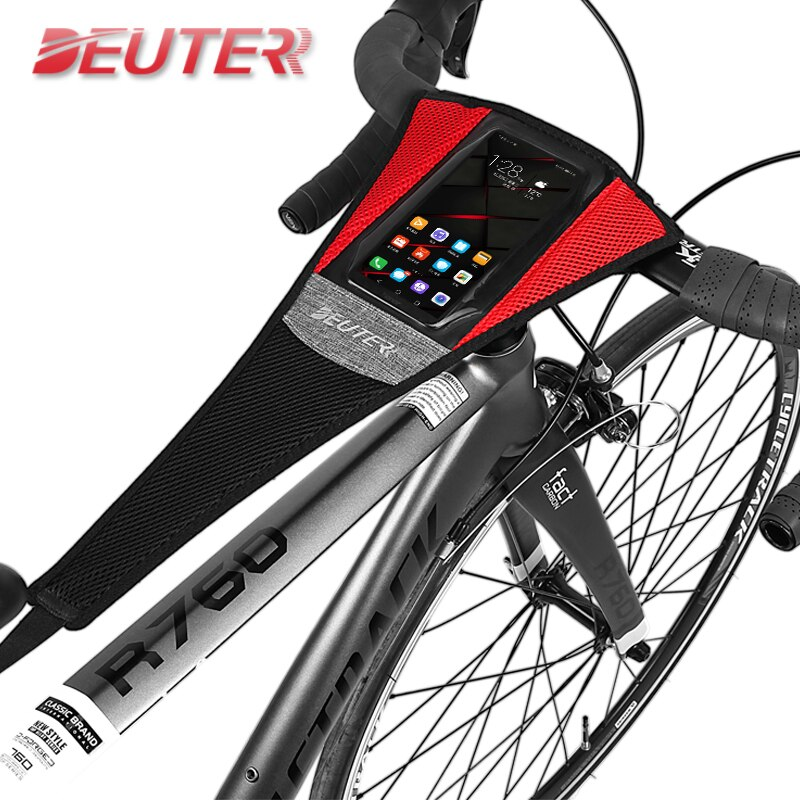 Deuter חזק עמיד אופניים מאמן סרטי זיעה מקורה ספורט רכיבה על אופניים רכיבה אביזרי זיעה קלטת נטו MTB כביש אופני סרט זיעה