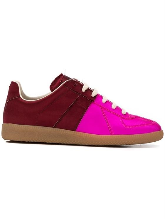 أحذية رياضية غير رسمية للرجال ، أحذية الربيع والخريف ذات العلامات التجارية