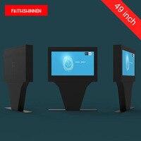 49 inch OOH high brightness all weather LCD billboard display outdoor digital signage