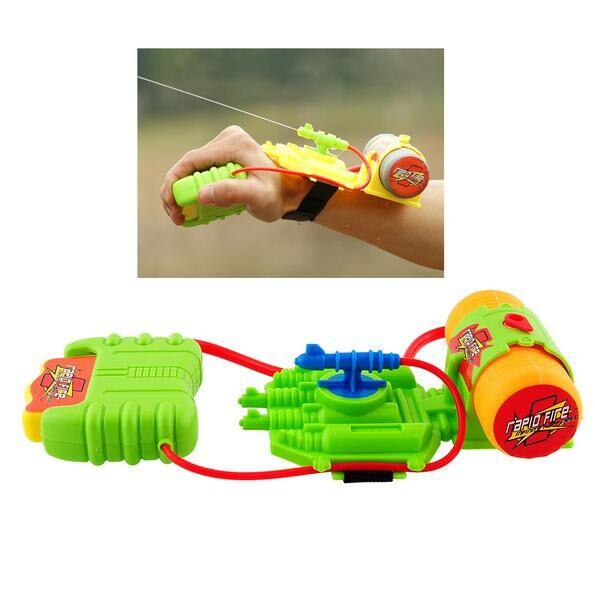 New Interesting Water Fight Pistol Swimming Wrist Water Guns Intelligent Children Favorite Summer Beach toys #47