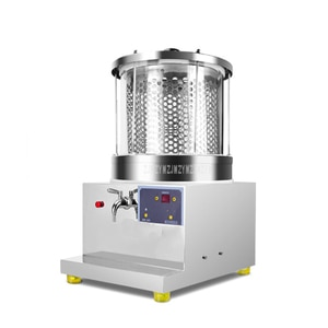 BJY-8L 1300W 220V Automatic Chinese Medicine Decoction Machine 8L/13L Capacity Automatic Decoction Machine Single Frying Machin
