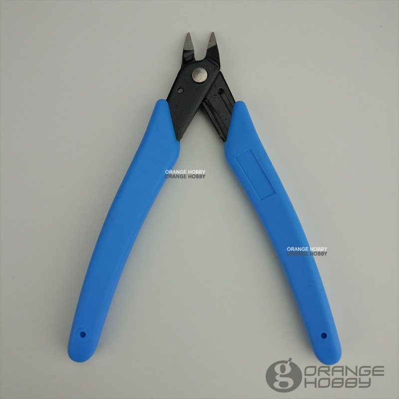 Mws hobby 51001 cortador lateral básico para hobby modelo ferramentas para tamiya/gundam/meng modelo kit