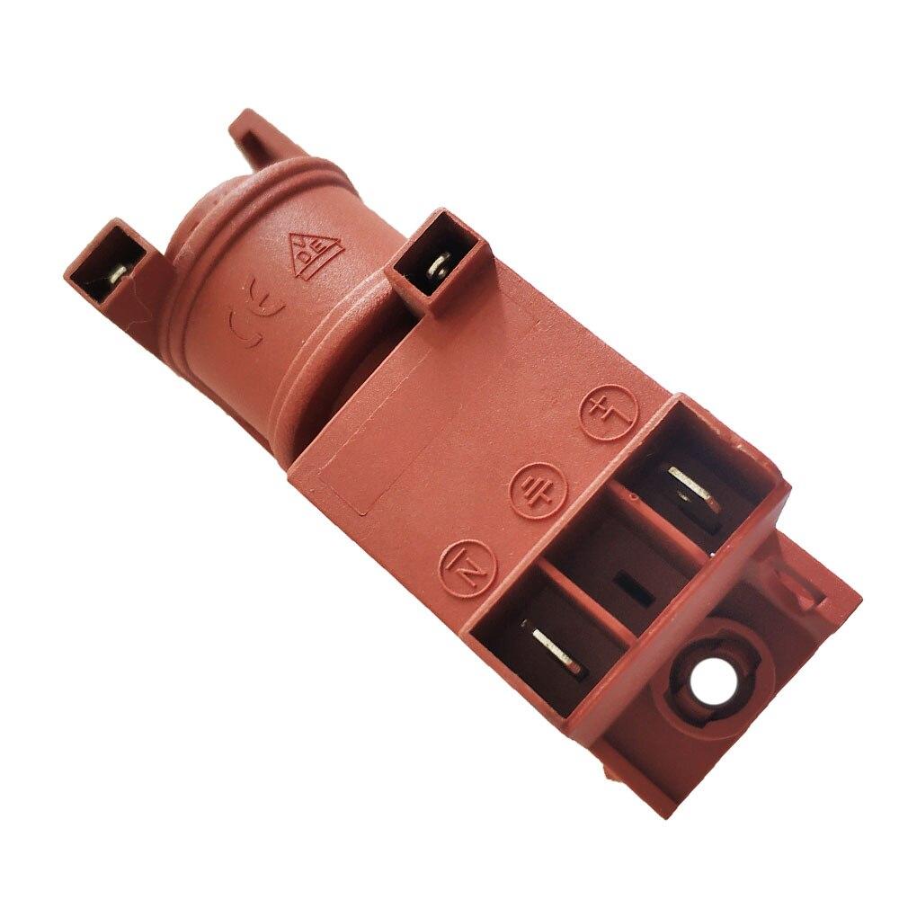 Ignição de pulso de duas terminais ac 220-240v, para fogão a gás, alta qualidade, aquecedor de água, peças de fogão