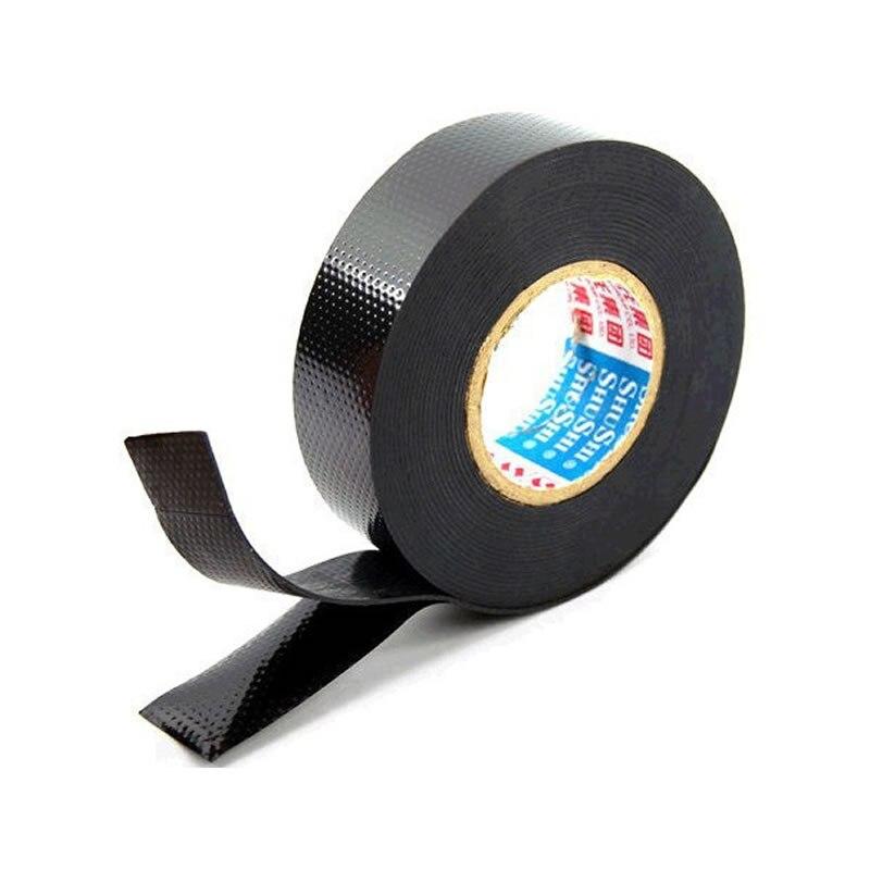 Cable de sellado de cinta de goma autoamalgable, Cable de reparación de 1 Uds.