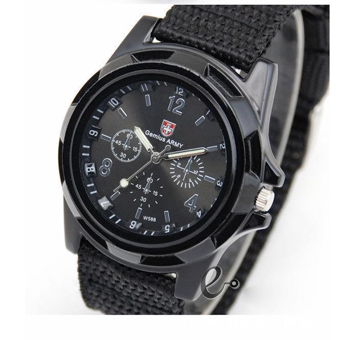Relojes de lujo para hombre 2020, reloj militar de cuarzo con correa de lona, reloj informal para mujer, relojes deportivos, reloj Masculino