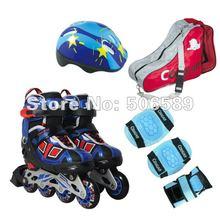 Patins à roulettes pour enfants livraison gratuite 2 couleurs lensemble MS839