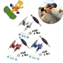 JIMITU touche outils accessoire ajustement touche planche à roulettes en bois pont enfants jouets Multi couleur drôle jouet Anti Stress