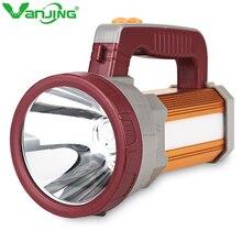 LED Zoeklicht 15600mAh Outdoor Spotlight Zaklamp Draagbare Handheld Camping Zaklamp Lange Shots Lamp voor Vissen Wandelen Jacht