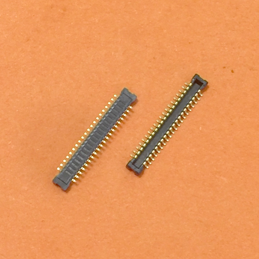 10 unids/lote original para samsung galaxy J5 j500F J500 J500G J500H J7 J700F pantalla lcd FPC conector de placa base