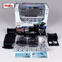 Maisto 1:24 2008 DODGE Challenger SRT8 assemblage bricolage moulé sous pression modèle de voiture jouet nouveau dans la boîte livraison gratuite 39280