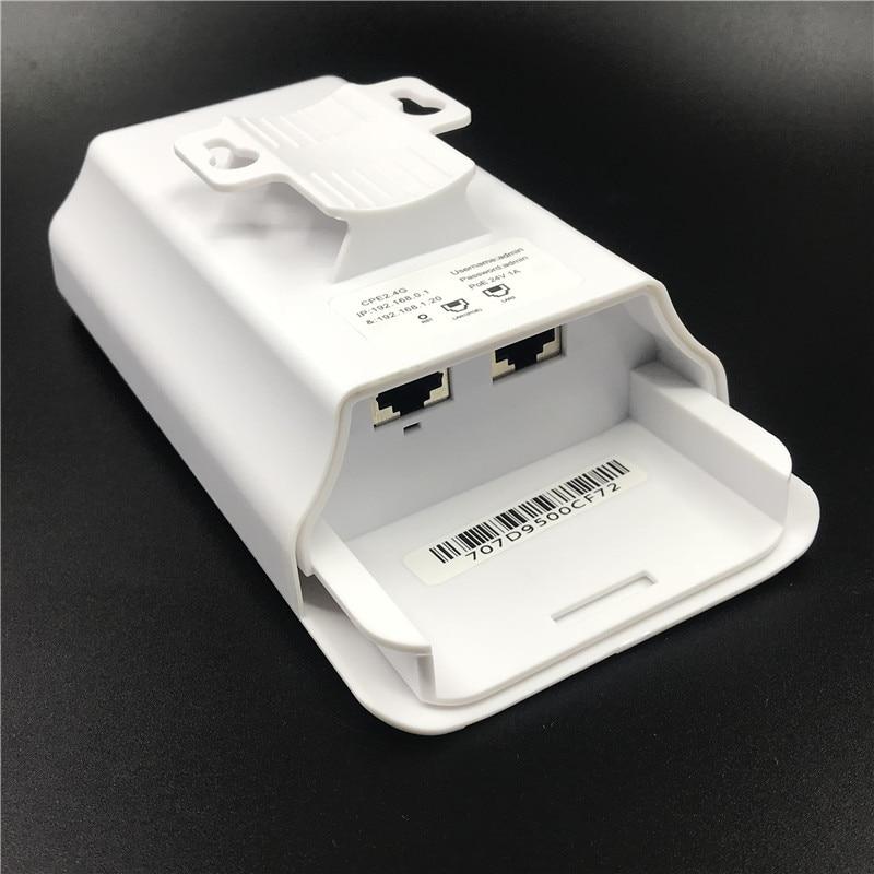 CPE AR9531 Chipset WIFI Router WIFI repetidor gama larga 300Mbps 2,4 GHz Router AP al aire libre CPE AP puente router cliente