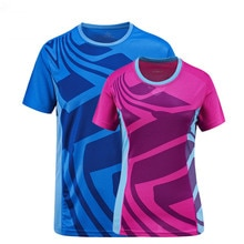 Brand 2018 Mens Short Sleeve Outdoor Running T Shirt Men Women Quick Dry Sport Jerseys Men's Slim Clothing Sportswear Plus Size