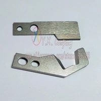 1 set2 pieces upper knife and lower knife for pfaff domestic sewing machines