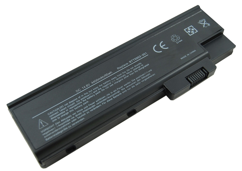 Batería Oroginal de alta calidad, mejor que la sustitución para Acer Aspire...