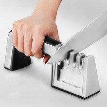 Pierres à aiguiser pour la cuisine   Système daiguisage de couteaux professionnels 4 étapes pierres à aiguiser pour la cuisine, couteau devenir aiguiser outils daffûtage faciles à utiliser