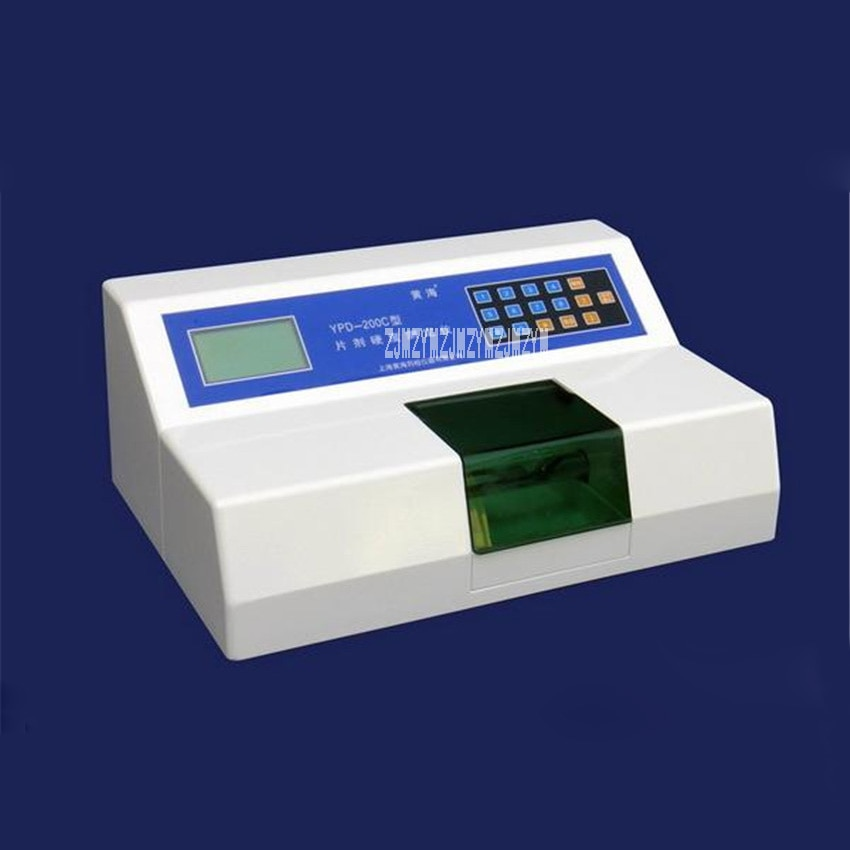 Dureza nova da droga da tabuleta do teste do verificador da dureza da tabuleta da chegada YPD-200C do equipamento de teste especial 220v 0.03kw 2-30mm 1 25 25 kg
