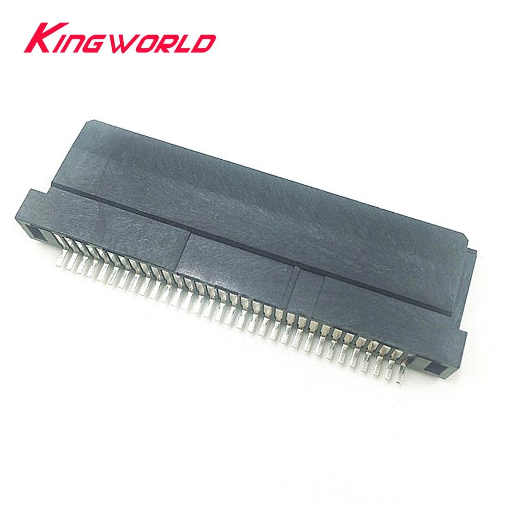 Peças de reparo do entalhe do leitor de cartão do cartucho do jogo do conector do entalhe da substituição para N-DS para o console G-BA