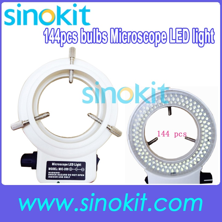 Professioanl Microscopes 144pcs LED White light Color - SS-HG-09P white color