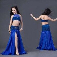 New Arrival OrientalDance Costume Set for Kids/Children Sexy Girl's (Tops+Skirt) Belly Dance Stage P