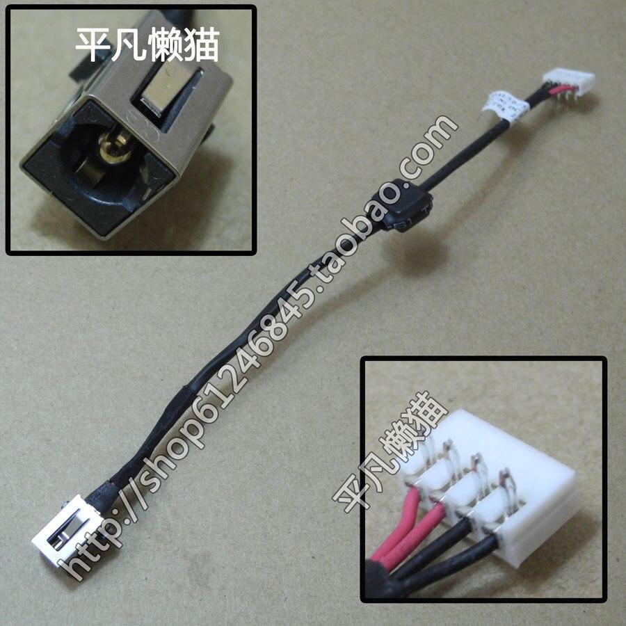 Envío gratis para Toshiba Compal QAL50 QAL51 de interfaz de cabeza de potencia DC30100J800