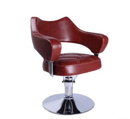 Новый высококачественный парикмахерский стул для парикмахерской из хлопка. Производители лифтов продают стул для стрижки волос в салоне