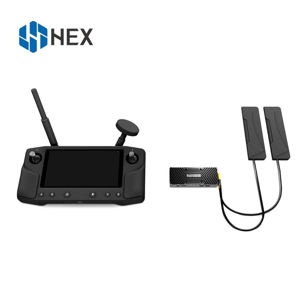 Hex Herelink, sistema de transmisión de vídeo HD, transmisión de imagen de alta definición, control remoto de baja latencia con pantalla HDMI inalámbrica