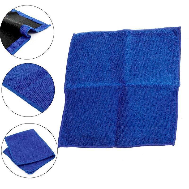 "Nova barra de argila microfibra luva pano toalha carro auto detalhando 12 ""x 12"" pano limpeza"