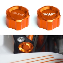 DUKE 125 200 390 2018 125 produit   Radiateur en aluminium pour moto, bouchon de tuyau deau pour KTM DUKE 200 Duke 390 Duke
