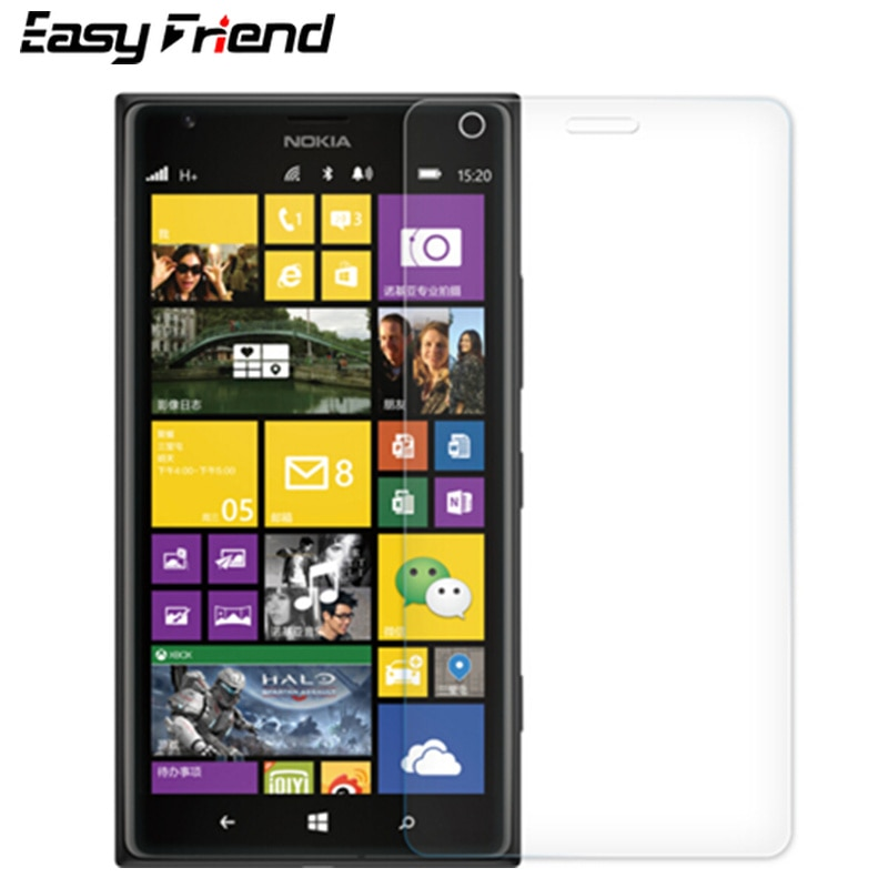 For Nokia Lumia 1520 Screen Protector 9H Toughened Protective Film Guard Premium Tempered Glass