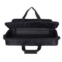 60*24.5/27.5*10 cm haute qualité Portable effet pedalboard sac pour étui de pédalier de guitare électrique housse de rangement sac à dos