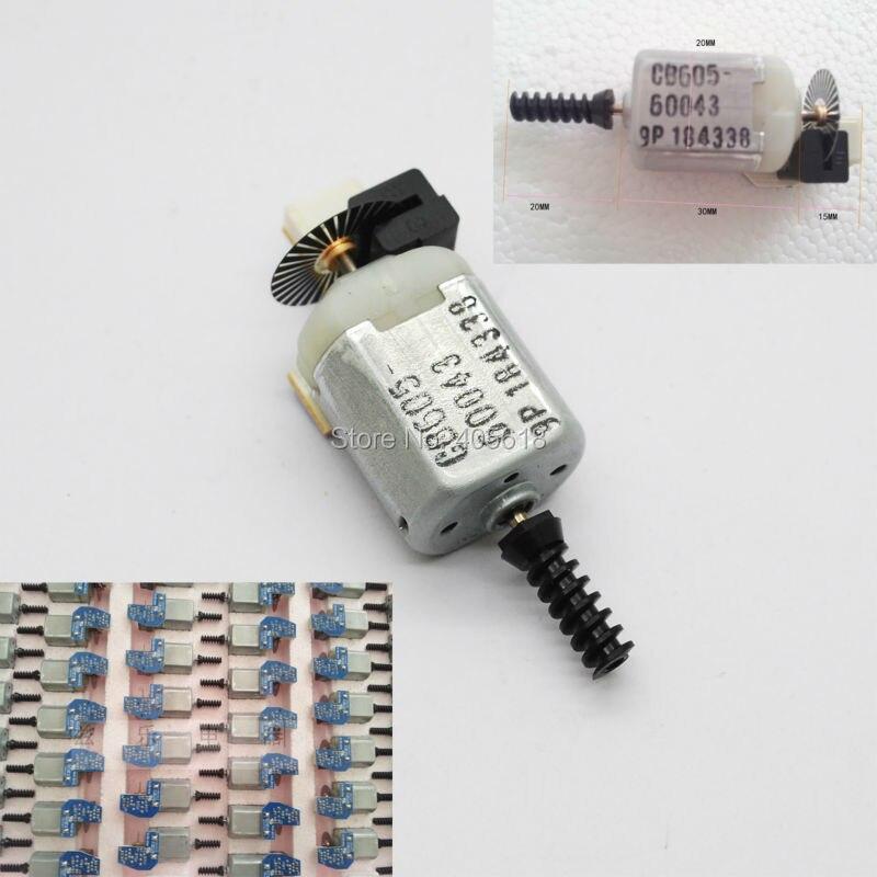 10 stücke Johnson 6 V 4000 rpm 12 v 8000 rpm Standard 130 motor Grün Micro DC motor mit encoder