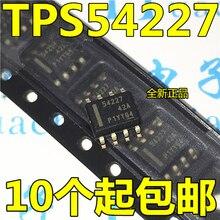 Non-counterfeit.10PCS ~ 50 قطعة TPS54227DDAR 54227 SOP-8 TPS54227DDA TPS54227 SOP8 التبديل منظم جديدة ومبتكرة