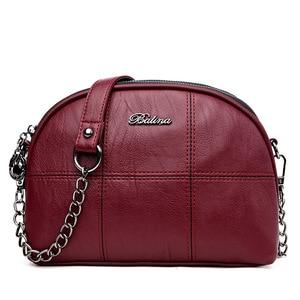Fashion Women Soft Leather Handbags Bags Women High Quality Shoulder Bags Crossbody Bags Small Women Messenger Bags Sac a Main