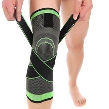 Homens Mulheres Luvas De Compressão De Apoio Do Joelho Artrite Dor Nas Articulações Alívio Em Execução De Fitness Envoltório Elástico Brace Knee Pads Com Alça