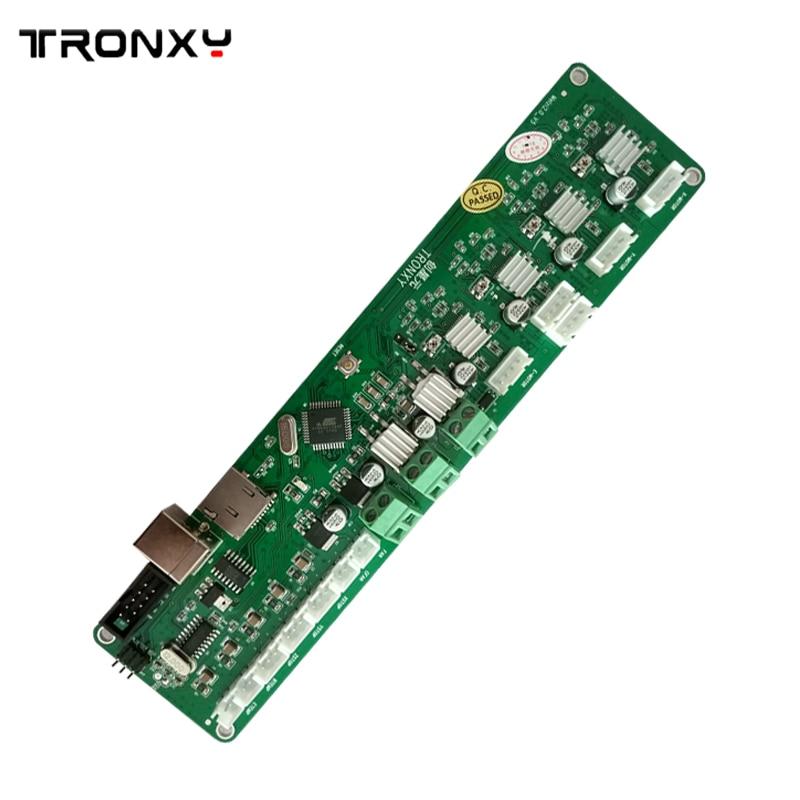 شحن مجاني لوحة تحكم Melzi 2.0 1284 P لوحة رئيسية لطابعة tronxy ثلاثية الأبعاد لوحة تحكم PCB