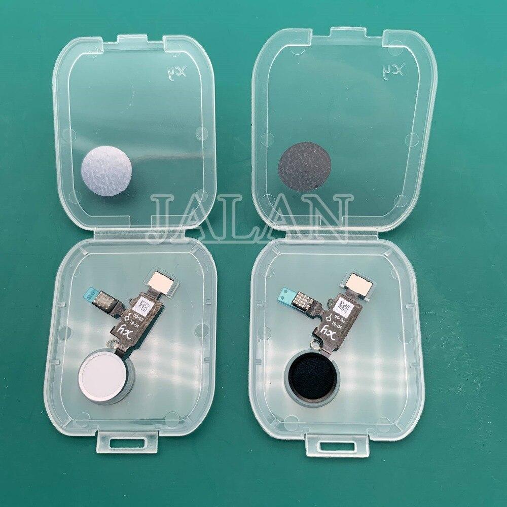 2 pcs Testado Flex Para Apple iPhone 8 7 Universal Função Solução Home Button Cabo Flex Voltar Para Casa Para o iphone 7 8 Plus