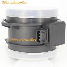 Medidor de masa de flujo de aire Sensor para BMW 3 Convertible (E46) (-2007/12 2000/04)/1438871/5WK96132 /13621438871/13627567451/OM658/7567451
